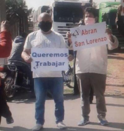 AUDIO: Intendentable liberal pide que le dejen trabajar en Pedro Juan Caballero