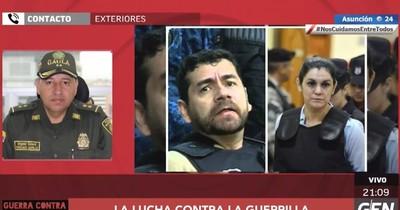 """La Nación / """"Vinimos a asesorar y no a actuar"""", explica experto antisecuestro colombiano"""