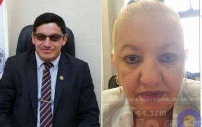 Jurado remueve a un  juez y una jueza por liberar a un narco en Pedro Juan Caballero