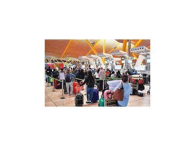 Madrid: Hoy sale otro vuelo con repatriados