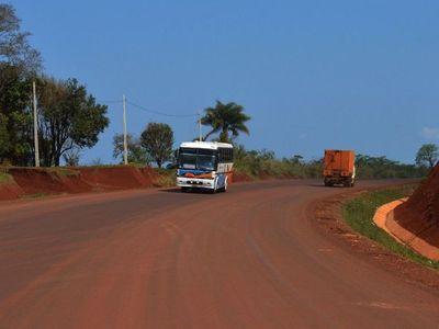 Sector de transporte de Itapúa en bancarrota y sin apoyo del Gobierno
