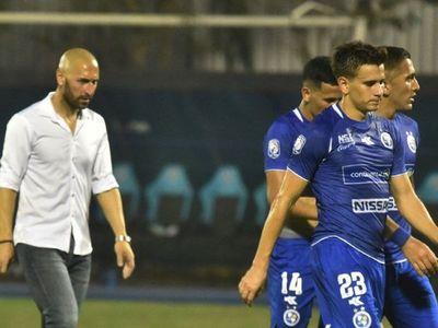 """Figueredo advierte que  """"todo el equipo  puede   cambiarse"""""""