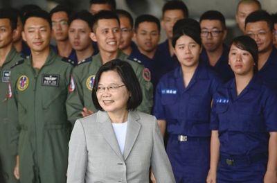 Taiwán pide a Pekín parar en su agresión