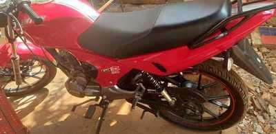 Moto utilizada por bandidos para el millonario asalto era robada
