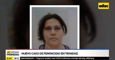 Feminicidio y posterior intento de suicidio en Trinidad