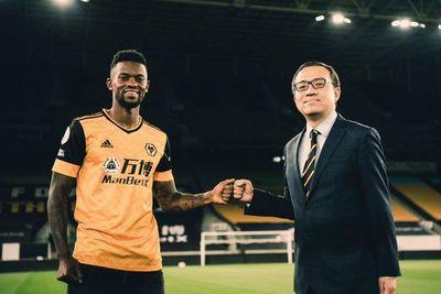 Wolverhampton presentó oficialmente a Nelson Semedo