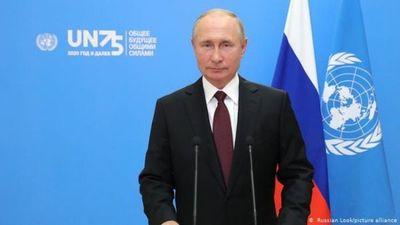 Putin ofrece gratis vacuna rusa contra el coronavirus a empleados de la ONU