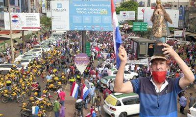 Multitudinaria manifestación logra victoria ciudadana con la reapertura del puente de la Amistad desde la próxima semana – Diario TNPRESS