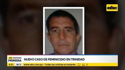 Nuevo caso de Feminicidio en el Bo. Trinidad