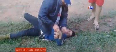Vecinos capturan a presunto ladrón tras asalto a una mujer