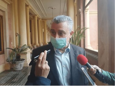 En Palacio minimizan la disputa pública de Petta y Benigno por el presupuesto