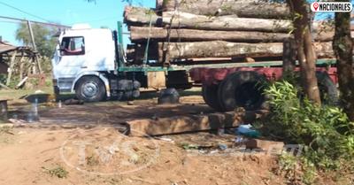 Tráfico de rollos sigue campante en todo Caazapá