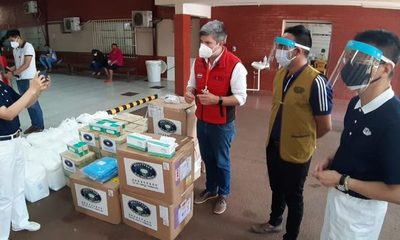 Hospital Regional de CDE recibe donación de insumos