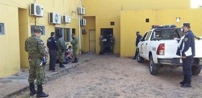 Recapturan a cuatro de los seis reos fugados de la Comisaría de Santaní
