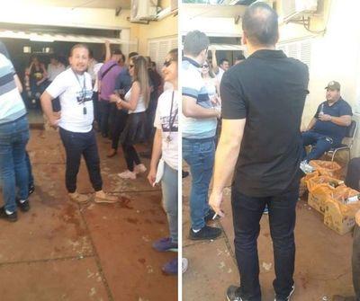 Cuestionan a Miguel Prieto por festejos con alcohol en la Municipalidad