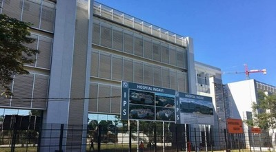 Amplía servicios para casos respiratorios en el Hospital Ingavi – Prensa 5