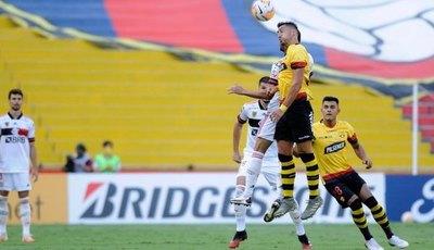Flamengo ganó al Barcelona de los paraguayos Colmán y Riveros