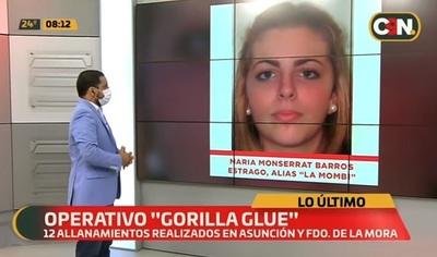 "Operativo Gorilla Glue: Detenidos son jóvenes de ""alto nivel social"""