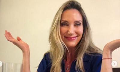 """HOY / Florencia Gismondi revela 'secreto' de nueve meses: """"Soy mamá"""""""