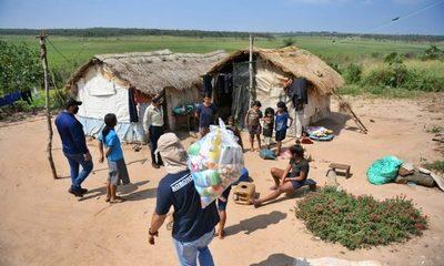 Completan entrega de 30.000 kg de alimentos a comunidades indígenas