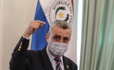 Villamayor pide a ministros respetar recortes del presupuesto 2021