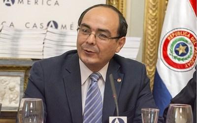 """Canciller Rivas Palacios dice que Amnistía Internacional publicó una """"fake news"""" sobre Paraguay"""