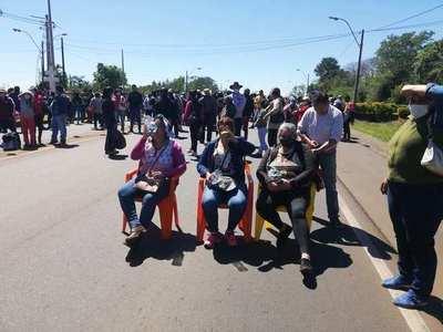 OCM y Gobierno Nacional llegaron a un preacuerdo y manifestación quedó en ''cuarto intermedio''