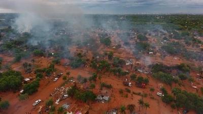 HOY / Desalojo de 700 familias en Luque