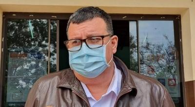 HOY / Director sanitario de Concepción con Covid-19 positivo es trasladado al Ineram