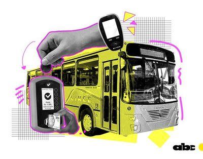 Buses del área metropolitana ya no aceptarán efectivo desde el 23 de octubre