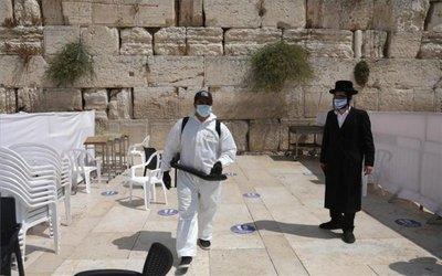 Casos de COVID-19 se disparan en Israel y el Gobierno endurece la cuarentena