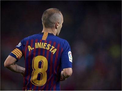 """Iniesta: """"El Barcelona es mi casa y ojalá pueda volver algún día"""""""