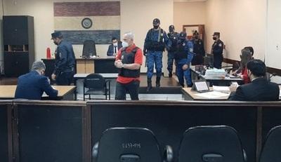 "Tribunal anula proceso a conocido ""asaltabancos"""