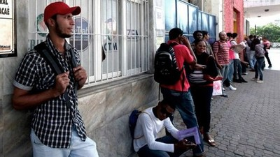 Brasil: el desempleo aumentó 27,6% y el índice oficial llegó a 13,6%