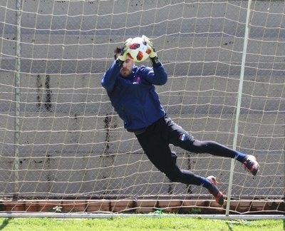 Antony Silva contó por qué eligió jugar en Nacional