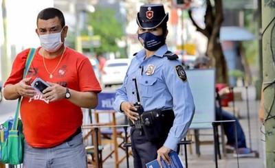 Policía cooperará con seguridad de turistas con apertura de frontera