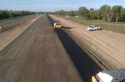 MOPC adjudicó la reconstrucción de los tramos que faltaban de la Transchaco, por US$ 269 millones