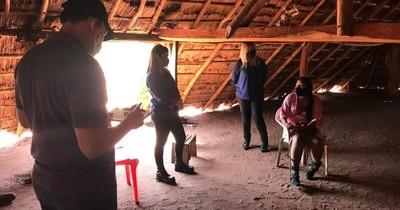 La Nación / Niños de etnia Paĩ Tavyterã son reclutados por narcotraficantes