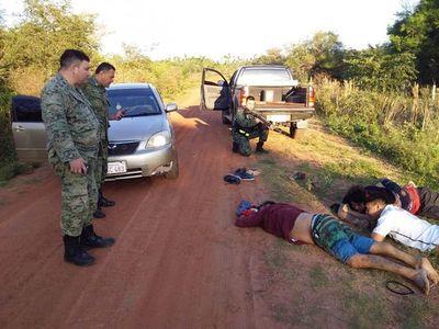 Seis presos se fugaron de un calabozo en San Estanislao