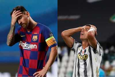 Lionel Messi y Cristiano Ronaldo no aparecen entre los candidatos a jugador del año luego de una década