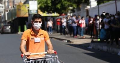 La Nación / Última tanda de 69 mil personas recibe hoy el ansiado Pytyvõ 2.0