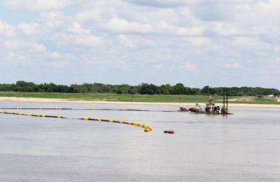 MOPC licita dragado del río Paraguay a un precio estimado de US$ 19 millones