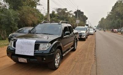 HOY / Manifestaciones de repudio contra Friedmann se trasladan a Asunción