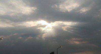 Crónica / (VIDEO) Imagen del Espíritu Santo ¿Apareció en el cielo?