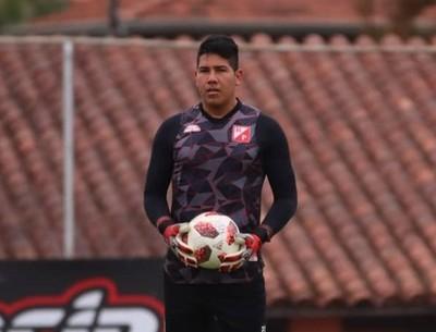 Pablo Gavilán apunta al juego ante Cerro Porteño
