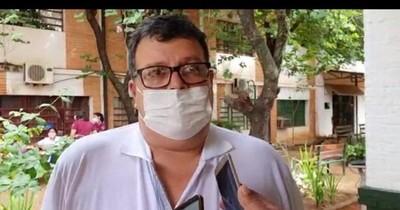 La Nación / Director sanitario de Concepción con COVID-19 positivo es trasladado al Ineram