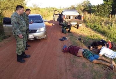 Recapturan a cuatro de los seis presos fugados de comisaría de santaní