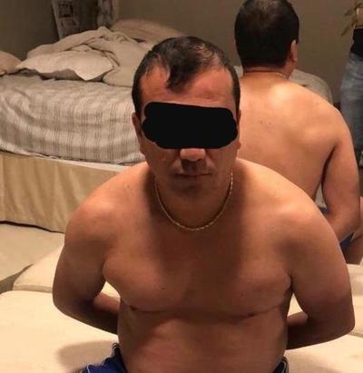 Federales capturan a Marcio Dávalos Segovia en Camboriú – Diario TNPRESS