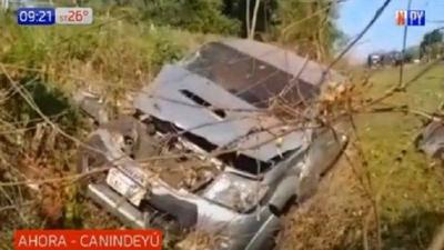 Padre e hijos fallecieron en accidente de tránsito – Prensa 5