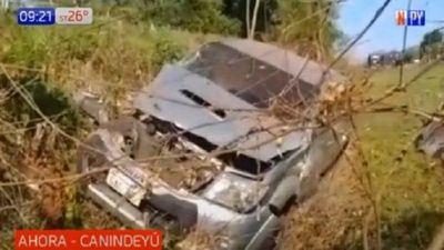 Padre e hijos pierden la vida en accidente de tránsito